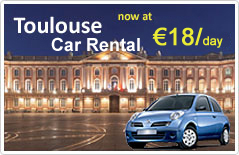 Toulouse Car Rental